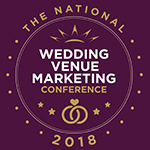 Wedding Venue Marketing Conference 2018 Logo